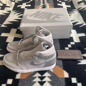 Nike Air Jordan 1 High co.JP Silver